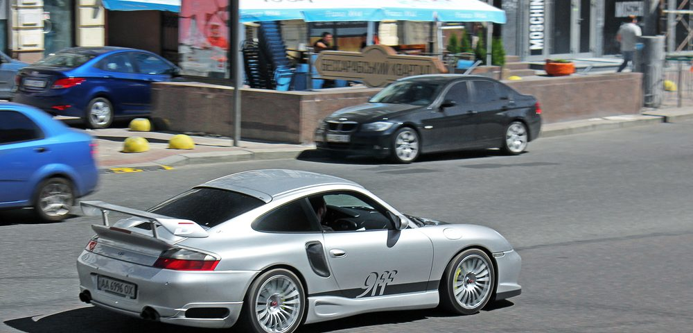 kit Porsche 996