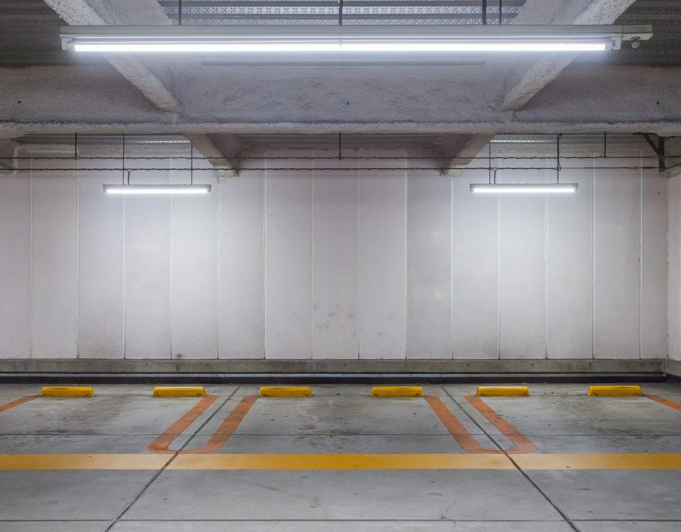 stationnement sécurisé