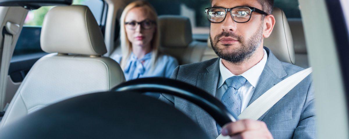 Un chauffeur privé